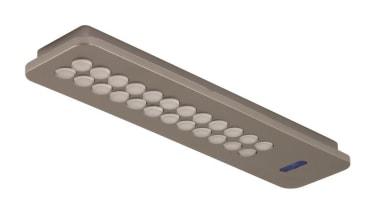 Domus Line Kayak Master & Slave LED SpotlightsMade hardware, product, product design, white