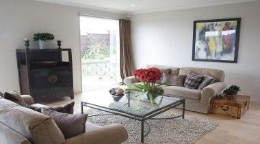 For more information, please visit www.gjgardner.co.nz floor, furniture, home, house, interior design, living room, property, real estate, room, table, window, gray
