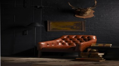 London CLlub - Thomas Maxwell Artisan Leather - chair, couch, furniture, interior design, lighting, still life, still life photography, wall, black