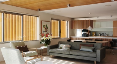 Parnell, Auckland - Nikau House - ceiling | ceiling, interior design, living room, real estate, room, gray