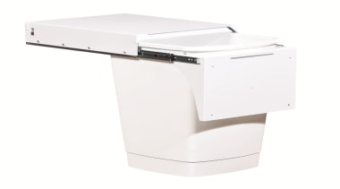 Model KK8D - 1 x 50 litre bucket. product, product design, white