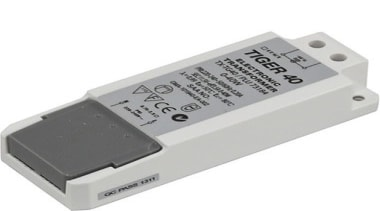 FeaturesLarge terminal block for ease of installationFull 0-40W electronic component, electronic device, electronics accessory, hardware, technology, white, gray