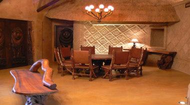 Decocrete 4 - Decocrete_4 - ceiling   floor ceiling, floor, flooring, furniture, interior design, living room, property, room, table, wall, brown, orange