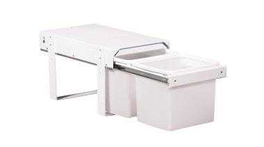 Model KK4F - 2 x 15 litre buckets.Floor furniture, product, product design, table, white