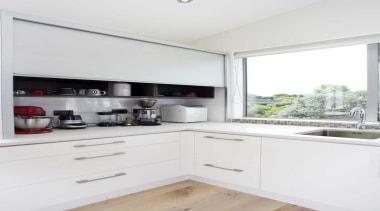 Kitchen design by Yellowfox - Kitchen - countertop countertop, cuisine classique, home appliance, interior design, kitchen, property, real estate, white