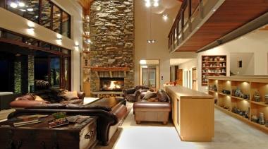 Open Fireplace - Open Fireplace - ceiling | ceiling, interior design, living room, lobby, brown
