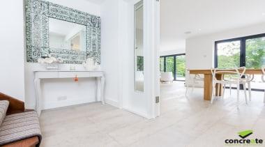 Concreate CF103 Beatrice 5137 - Concreate_CF103_Beatrice_5137 - estate estate, floor, flooring, home, interior design, living room, property, real estate, room, white