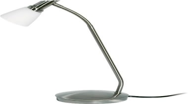 FeaturesAn elegant contemporary design with a satin opal lighting, product design, white