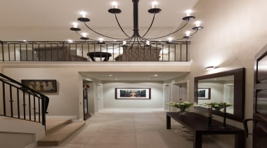 Mellons Bay 8 - ceiling   daylighting   ceiling, daylighting, estate, handrail, home, interior design, lobby, gray