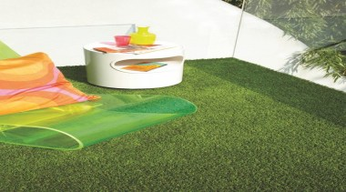 Residential landscape - Residential landscape - artificial turf artificial turf, floor, flooring, grass, green, lawn, plant, play, product design, table, green, white