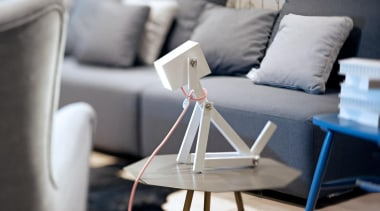 Luminose is a new project by Budapest-based designers chair, furniture, product, product design, table, gray