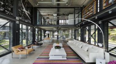 Design Unit, Kuala LumpurSee the full story interior design, gray, black