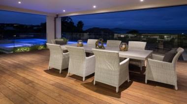 Kohi19 - deck | floor | flooring | deck, floor, flooring, furniture, hardwood, interior design, property, real estate, table, wood