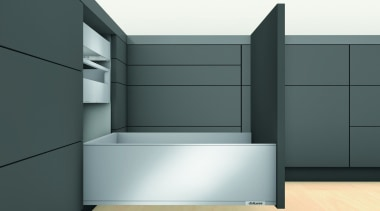 LEGRABOX pure - Box System - angle | angle, architecture, product, product design, gray, black
