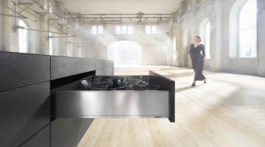LEGRABOX pure - Box System - floor | floor, flooring, furniture, interior design, product design, table, tile, white