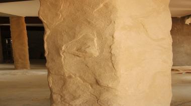 Decocrete 33 - Decocrete_33 - carving   stone carving, stone carving, wood, orange, brown