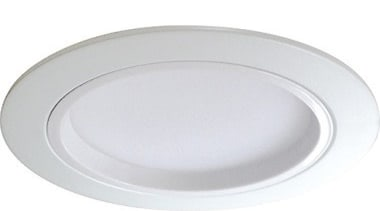 FeaturesThe Saturn is an affordable downlight that features ceiling fixture, lighting, product design, white