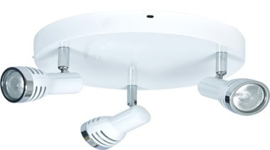 FeaturesThe Varia is a low voltage spotlight series hardware, lighting, product, product design, white