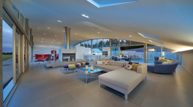 Cork Concepts provides luxury eco flooring in unlimited apartment, architecture, ceiling, estate, home, house, interior design, living room, lobby, penthouse apartment, real estate, gray