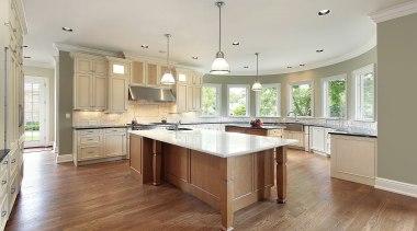 Tundra - RS11173 - Dekton Kitchen - Tundra cabinetry, ceiling, countertop, cuisine classique, estate, floor, flooring, hardwood, home, interior design, kitchen, laminate flooring, property, real estate, room, window, wood flooring, gray, brown