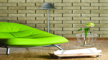One and a half times the height of chair, couch, floor, flooring, furniture, green, hardwood, interior design, laminate flooring, living room, product design, table, wall, wood, wood flooring, orange