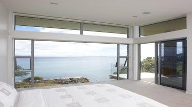 Waipu - Full size glass - waipu - architecture, daylighting, door, estate, home, house, interior design, property, real estate, window, gray, white