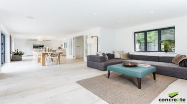 Concreate CF103 Beatrice 5113 - Concreate_CF103_Beatrice_5113 - estate estate, floor, flooring, interior design, living room, property, real estate, white