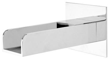 Foreno Open Bath Spout BF10 - Foreno Open angle, furniture, white