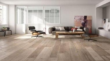 Cadore by Cotto D'Este - Cadore by Cotto floor, flooring, furniture, hardwood, interior design, laminate flooring, living room, tile, wood, wood flooring, gray