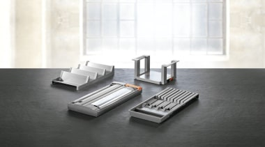 AMBIA-LINE kitchen accessories – organization at its best. floor, furniture, product, product design, table, white