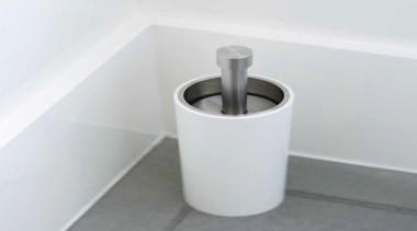 PB302 - Toilet Brush Holder, Free Standing. Satin bathroom accessory, product design, tap, white, gray