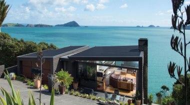 2013 ADNZ National Design Awards Winner - New estate, home, house, property, real estate, resort, teal, black