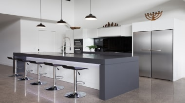 TIDA New Zealand Kitchens – proudly brought to cabinetry, countertop, cuisine classique, interior design, kitchen, product design, gray, white