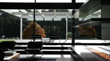 Coatesville House - Coatesville House - architecture | architecture, glass, house, interior design, black