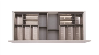 All Impala Inoxa components are available individually so, furniture, product, product design, shelf, shelving, white