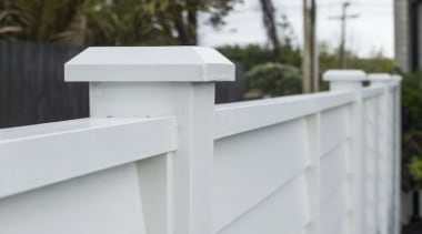 Simpler. Faster. Proven Weathertight. - A-lign Fencing - fence, home fencing, outdoor structure, product, product design, roof, gray