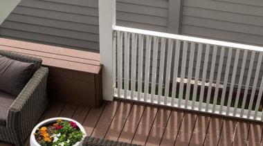 Tru-Pine - deck | outdoor structure | siding deck, outdoor structure, siding, wood, gray, black