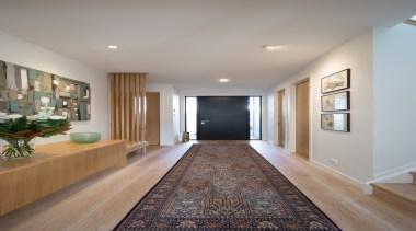 Armadale Road 1 - Armadale Road 1 - apartment, ceiling, daylighting, floor, flooring, hall, hardwood, home, house, interior design, laminate flooring, living room, lobby, real estate, room, wood, wood flooring, gray
