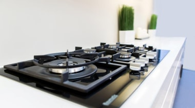 Baumatic cooktop on show!For more information, please visit product design, white