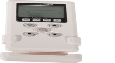 FeaturesThe F40 / REM 105 is a deluxe electronic device, electronics, hardware, product, product design, technology, white