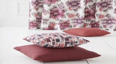 Introducing unique water colour prints in an array cushion, furniture, pillow, throw pillow, white
