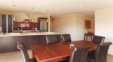 For more information, please visit www.gjgardner.co.nz dining room, flooring, interior design, kitchen, property, real estate, room, white