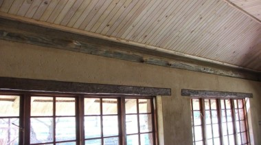Dcocrete 51 - Dcocrete_51 - beam   ceiling beam, ceiling, daylighting, property, roof, structure, wall, window, wood stain, brown, gray