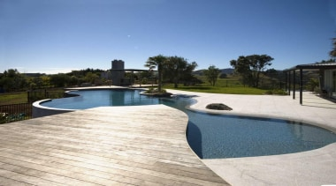 From difficult installations to high-tech filtration systems, Mayfair estate, outdoor structure, property, real estate, roof, swimming pool, water, teal, white