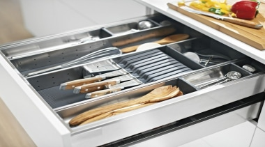 ORGA-LINE kitchen accessories – so many practical advantages. white