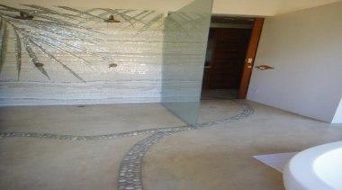 Micro topping 8 - Micro_topping_8 - bathroom | bathroom, ceiling, estate, floor, flooring, home, interior design, plaster, property, room, tile, wall, wood flooring, gray