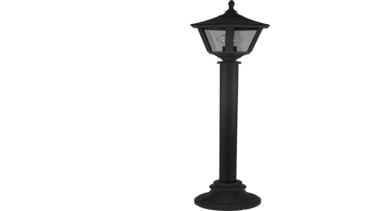 Ibiza Garden Pole LightFeaturesThese are die cast aluminum light fixture, lighting, street light, white