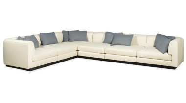 Vintage, antique, and modern pieces creatively express a angle, couch, furniture, product, product design, studio couch, white