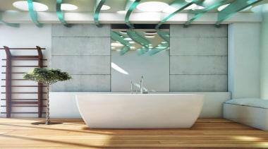 A spectacluar element in any bathroom. The Essencia bathroom, ceiling, floor, flooring, interior design, product design, wall, gray
