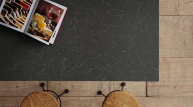 Smooth slate grey with chalky white veins. - floor, flooring, font, hardwood, tile, wall, wood, wood stain, black